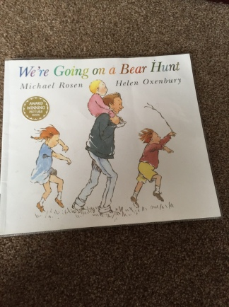 The cover of We're Going On a Bear Hunt